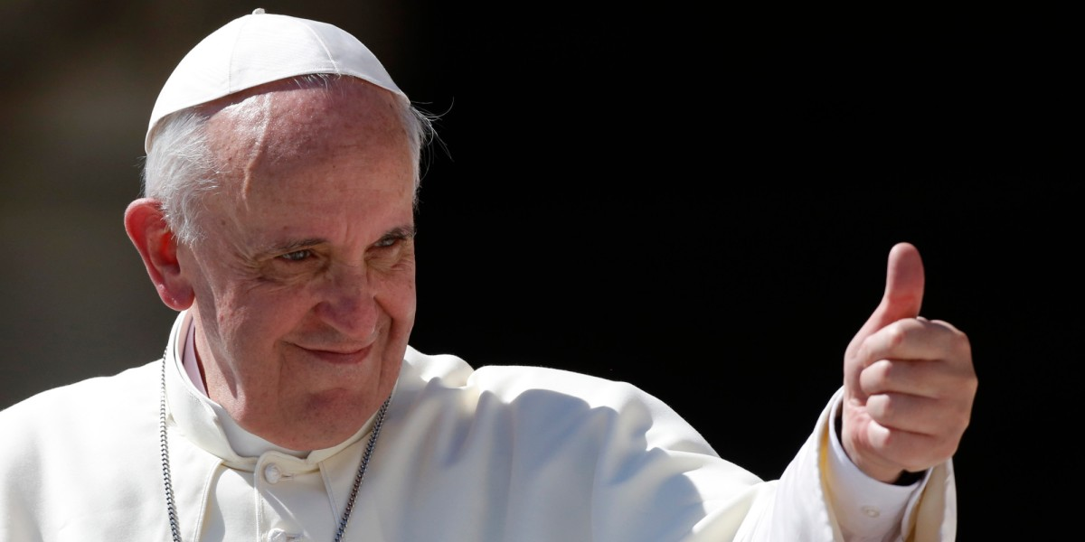 What Does Pope Francis Actually Say About Transgender People?